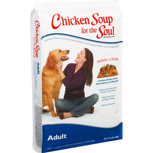 Chicken Soup For The Soul - Adult Dry Dog Food, 30lbs