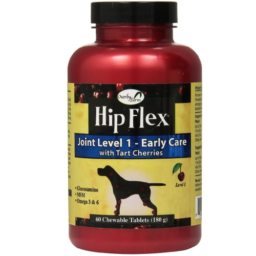 Overby Farms - Hip Flex Tabs Level 1, 60Ct