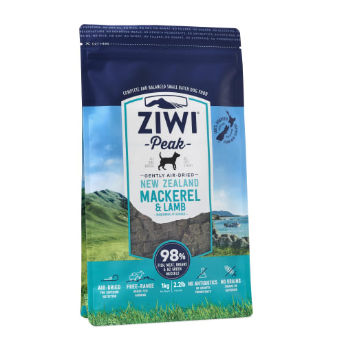 Ziwi Peak - Air-Dried Mackerel & Lamb Dog Food