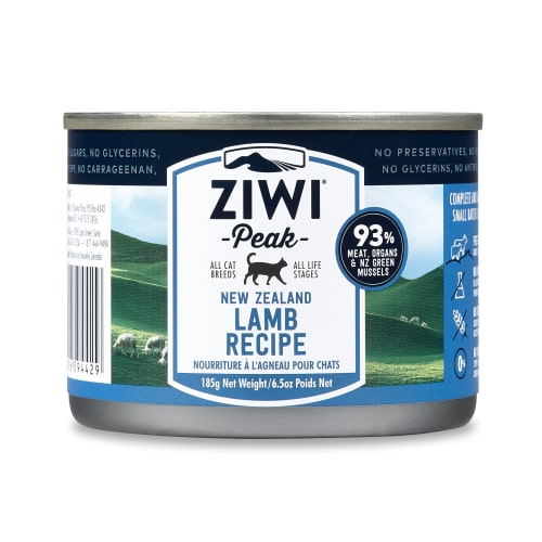 Ziwi Peak - Lamb Recipe Canned Cat Food