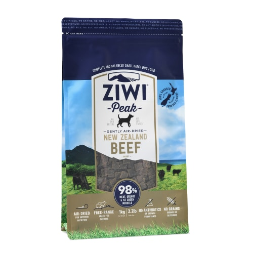 Ziwi Peak - New Zealand Beef Air-Dried Dog Food