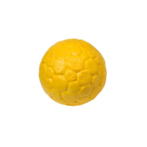West Paw - Boz Dog Ball Dandelion, Small