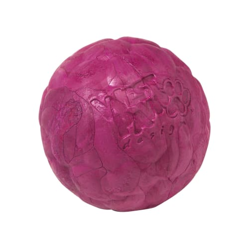 West Paw - Boz Dog Ball Currant