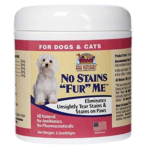 Ark Naturals - No Stains Fur Me 2.2oz