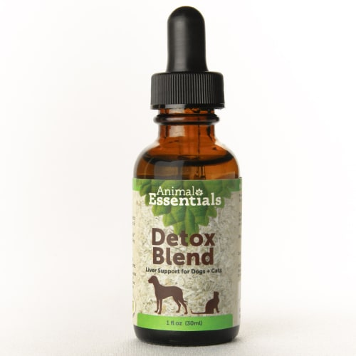 Animal Essentials - Apawthecary Detox Herbal Formula For Dogs & Cats 1oz