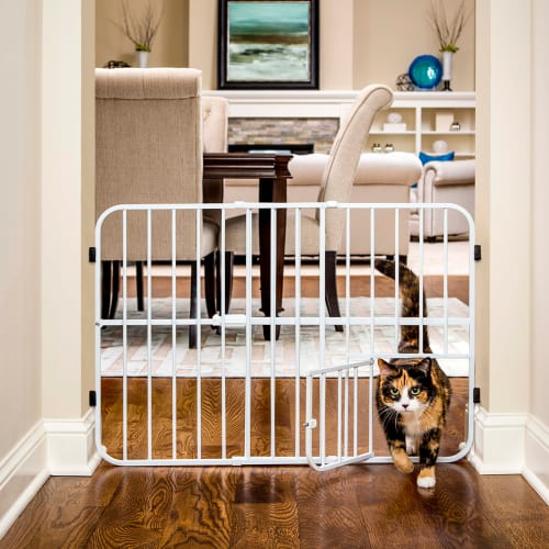 Carlson Pet - Gate Tuffy Expandable