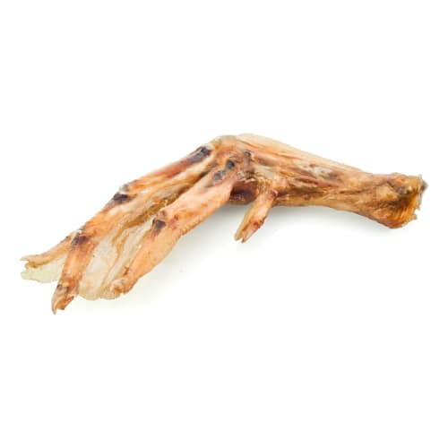 Barkworthies - All Natural Duck Foot Grain-Free Dog Chew