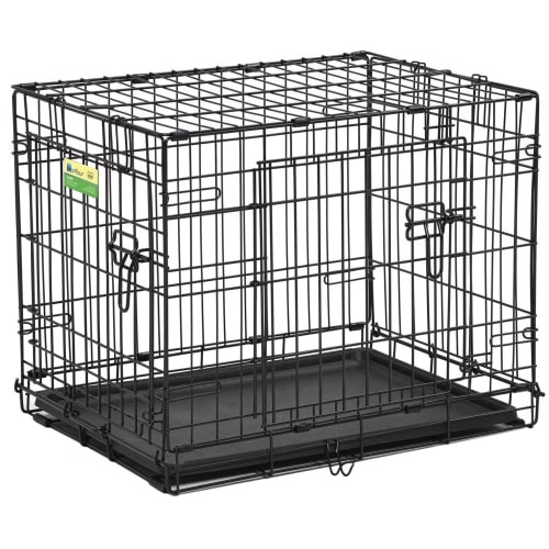 Midwest Metals -  Contour Double Door Crate 25x18.25x19.3""