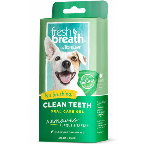 Tropiclean - Fresh Breath Oral Care Gel Kit