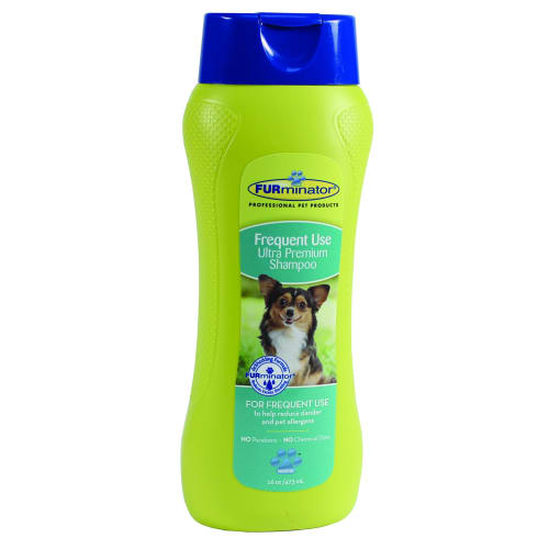 Furminator - Frequent Use Ultra Premium Deshedding Formula Shampoo, 16oz
