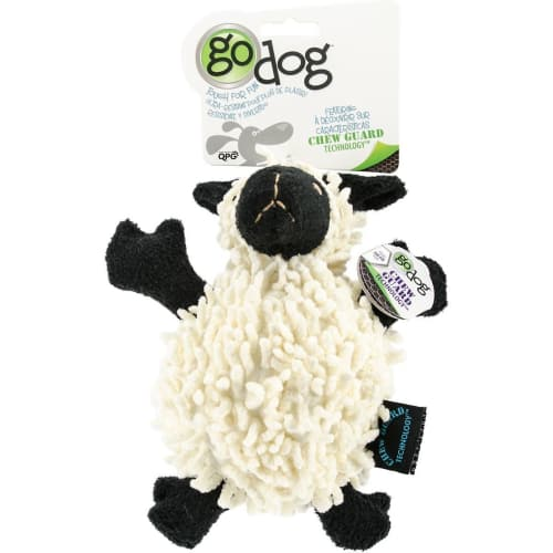 GoDog Fuzzy Wuzzy Sheep, Large