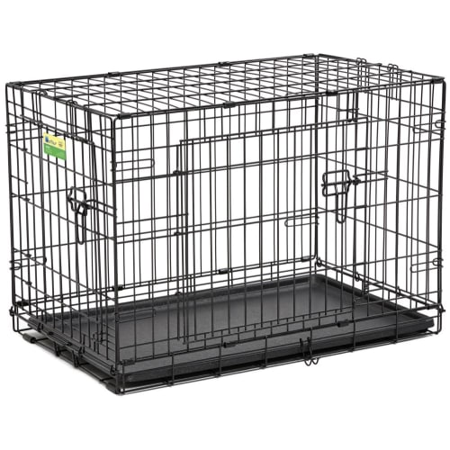 Midwest Metals -  Contour Double Door Crate 30x19x21""