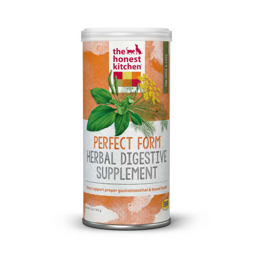 Honest Kitchen - Perfect Form Herbal Gastrointestinal Supplement, 5.5oz
