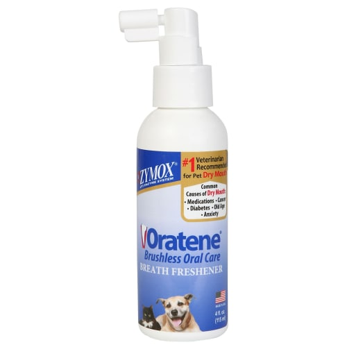 Zymox - Oratene Brushless Enzymatic Oral Care Breath Freshener, 4oz