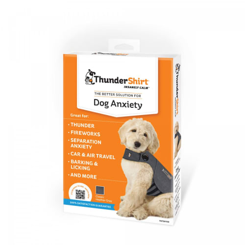 ThunderShirt - Calming Solution For Dogs Grey