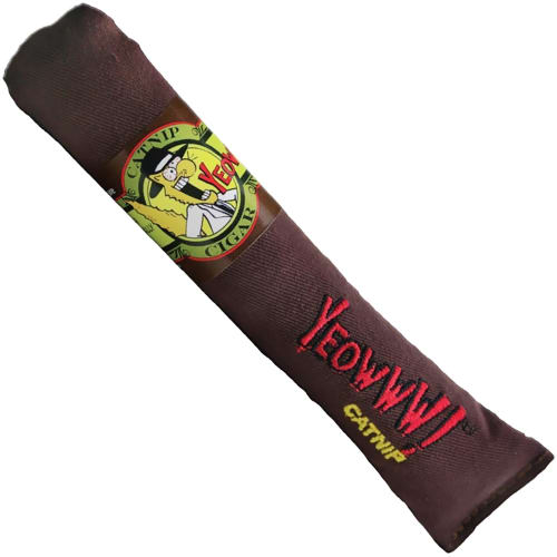 Yeowww! - Catnip Cigar Cat Toy