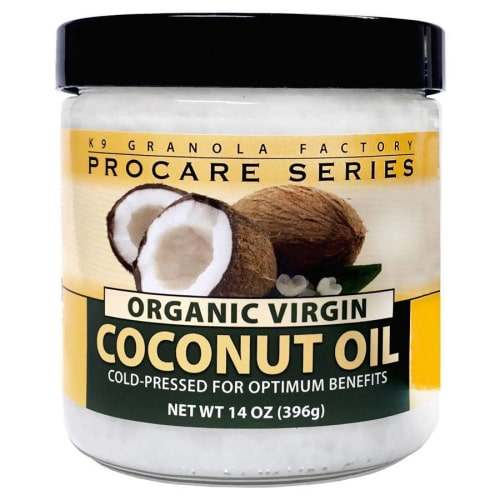 K9 Granola Factory - Organic Virgin Coconut Oil, 14oz