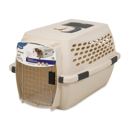 Petmate - Vari Kennel Bleached Linen, Medium