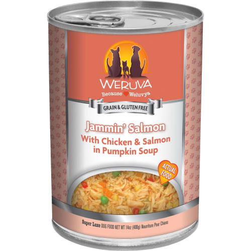 Weruva - Jammin' Salmon Grain-Free Canned Dog Food