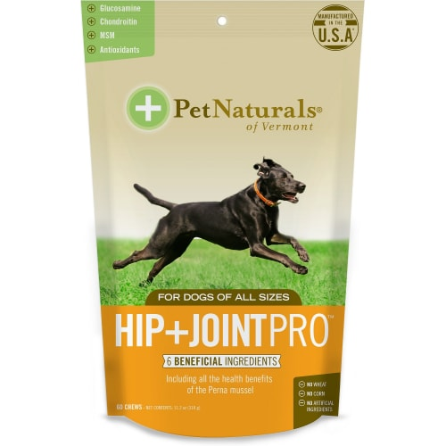 Pet Naturals - Hip & Joint Pro Dog Chews, 60ct