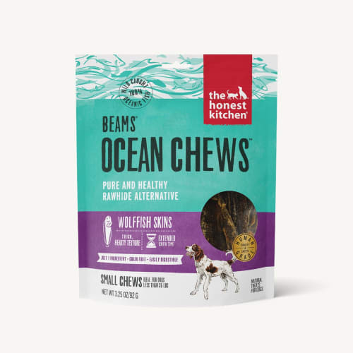 The Honest Kitchen - Beams Fish Skin Chews, 3.25oz