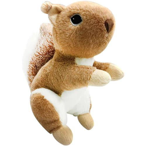 Nandog Pet Gear - My BFF Squirrel Dog Toy