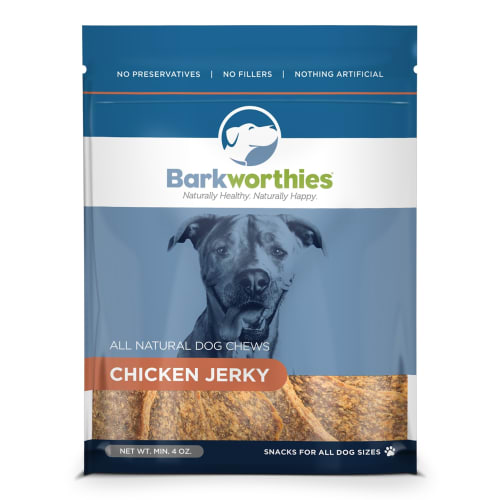BarkWorthies - Chicken Jerky