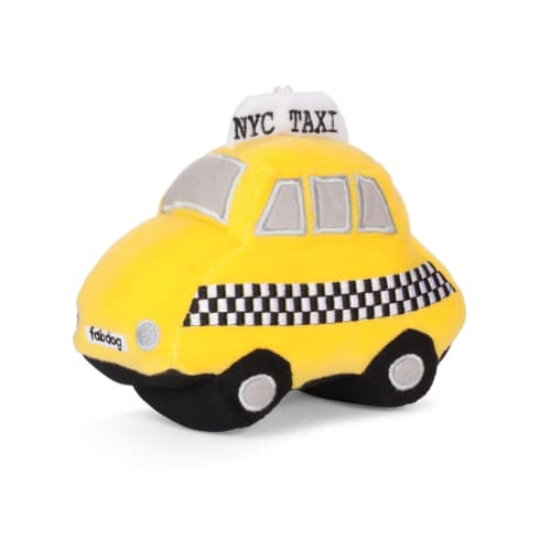 Fab Dog - NYC Taxi Toy