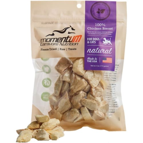 Momentum - Freeze Dried Chicken Breast Treat For Dogs & Cats