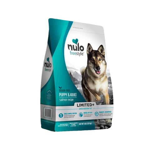 Nulo - FreeStyle Limited+ Salmon Grain-Free Dry Dog Food
