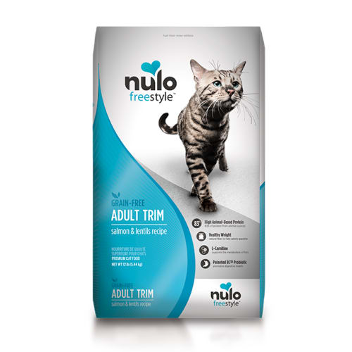 Nulo - FreeStyle Adult Trim Salmon & Lentils Grain-Free Dry Cat Food