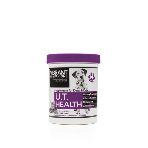 Vibrant Companions- Cat & Dog Urinary Tract Powder, 2.02oz