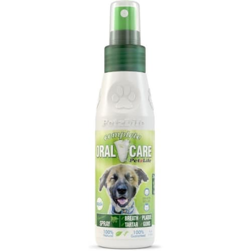 PetzLife - Oral Care Spray Peppermint, 4oz