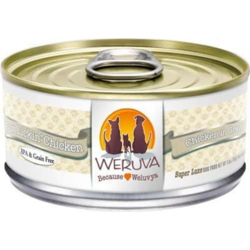 Weruva - Paw Lickin' Chicken Grain-Free Canned Dog Food