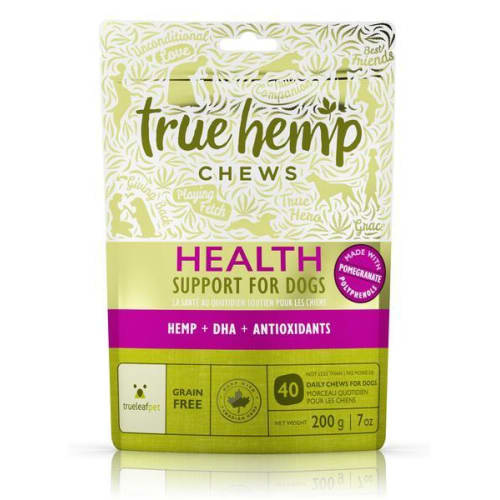 True Hemp - Health Support Chews, 7oz