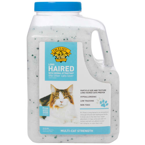 Dr. Elsey's - Precious Cat Long Haired Cat Litter, 8lbs