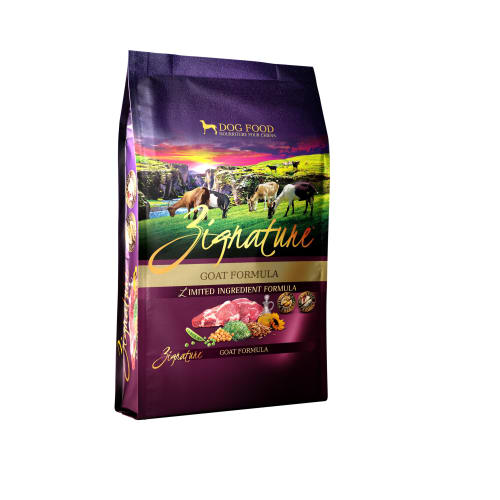 Zignature - Limited Ingredient Goat Formula Dog Food