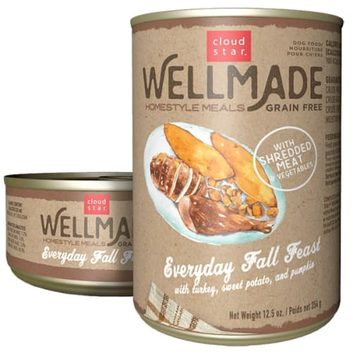 Cloud Star - WellMade HomeStyle Meals Everyday Fall Feast With Turkey