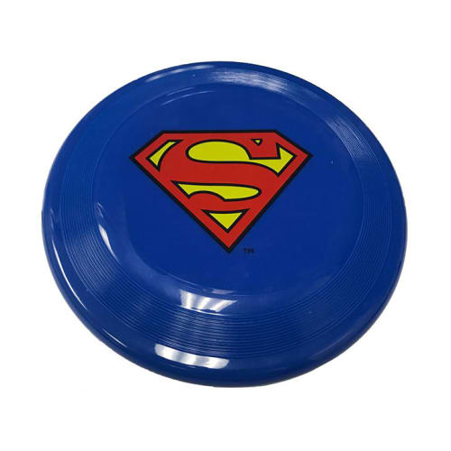 Buckle Down - Superman Blue Shield Frisbee
