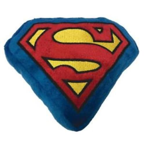 Buckle Down - Superman Squeaky Plush Dog Toy
