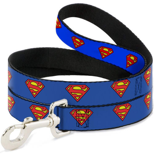 Buckle Down - Superman Logo Dog Lead