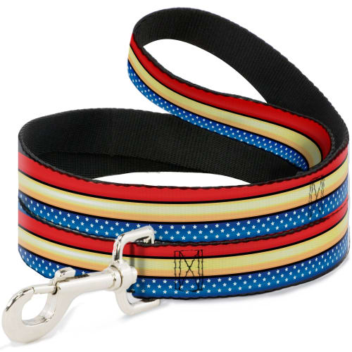Buckle Down - Wonder Woman Logo Dog Lead