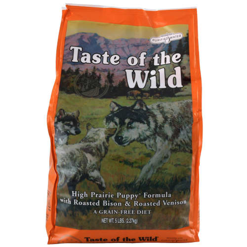 Taste Of The Wild - High Prairie Puppy Grain-Free Dry Dog Food