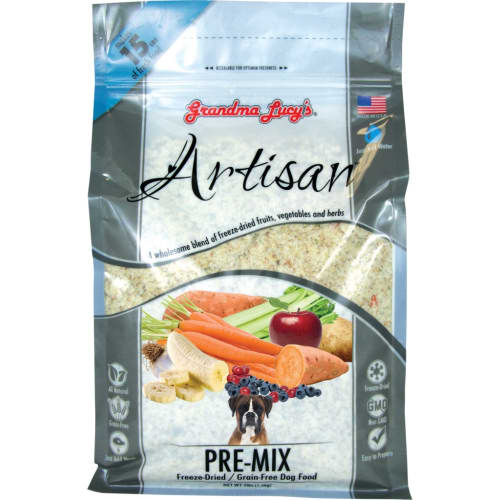 Grandma Lucy's - Artisan Grain Free Pre Mix Freeze-Dried Dog Food