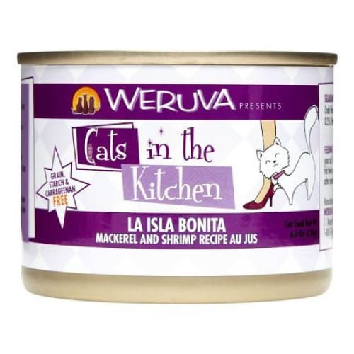 Weruva - Cats In The Kitchen La Isla Bonita Grain-Free Canned Cat Food