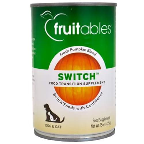 Fruitables - Food Swtich Transition Supplement, 15oz
