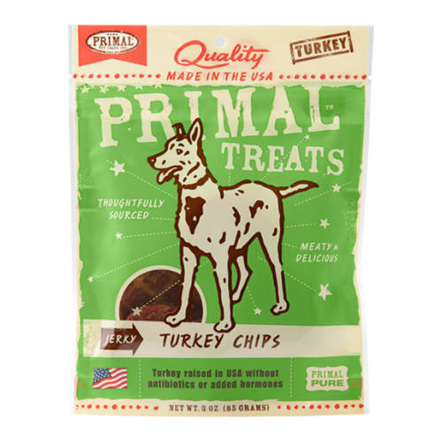 Primal - Turkey Chips, 3oz