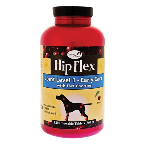 Overby Farms - Hip Flex Tabs Level 1, 120ct