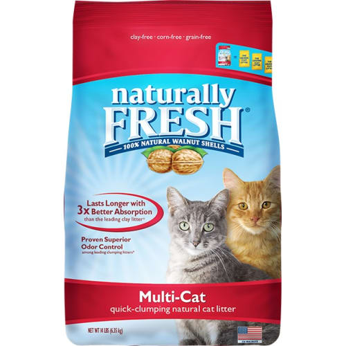 Blue Buffalo - Naturally Fresh Multi Cat Clumping Litter