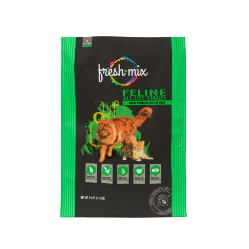 Artemis - Fresh Mix Feline All Life Stages Formula
